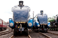 "12 April 2012. Barrow Hill ""Fab4 Gala"" -2- Preparations & Photo Charter"