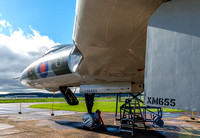 11 April 2015. A visit from the Vulcan to the Sky Club