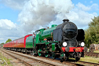 6 October 2012. GCR Steam Gala Saturday