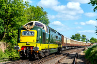 "16 May 2015. ""The Golden Jubilee Pullman"" to the SVR"