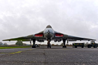 10 November 2012. Vulcan EGR (Engine Ground Run) part 1