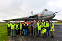 10 November 2012. Vulcan EGR (Engine Ground Run) part 2