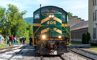 2015 National Railway Historic Society Convention. Vermont, USA