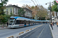 17 November 2012. Trains, trams & street scenes - Istanbul
