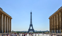 2 July 2014. Part 2 Paris on an Open Top Bus