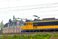 7 June 2012. Dutch Railways near Amsterdam