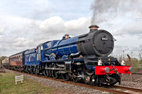 26 January 2013. GCR Winter Gala - A Royal Occasion