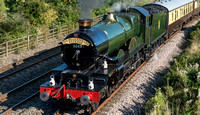 6 September 2015. Shakespeare Express - The final run for 2015.