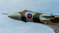 19 September 2015. Vulcan XH558 at Southport