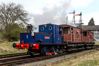 30 March 2013. GCR Easter Vintage Festival
