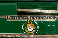 24 September 2015. Butler-Henderson at Barrow Hill