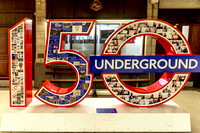 6 April 2013. Baker Street - Underground 150.