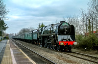 ARCHIVES - 11 December 2004. Cathedrals Express to Stratford upon Avon 71000