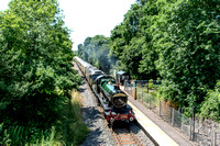 14 July 2013. Shakespeare Express - Week 3