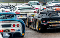 10 September 2016. GT Cup Championship at Silverstone