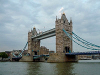 17 July 2013. London Bridge to Tower Bridge