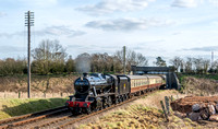 25 March 2016. GCR Easter Vintage Festival - The Trains