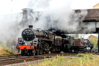 5th October 2013. GCR Autumn Steam Gala - Saturday