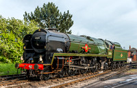 "30 May 2016. ""Swindon Built"" - Cotswold Festival of Steam"