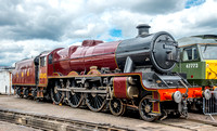 26 June 2016. Tyseley Loco Works Open Day