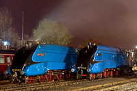 "12 April 2012. Barrow Hill ""Fab4 Gala"" -7- Preparations & Photo Charter"