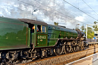6th August 2011. The Cathedrals Express