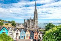 14 July 2018. Cork, Ireland via Cobh