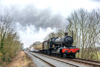7 February 2015. Another visit to the GCR