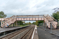 25 October 2013. The GWR bridge at Henley in Arden is going.....