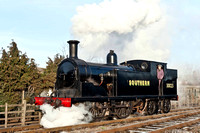 4th February 2012. GCR with 0-4-4 M7 no 30023