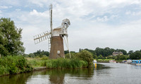 19 July 2014. A trip on the Norfolk Broads