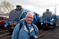 "12 April 2012. Barrow Hill ""Fab 4 Gala"" -1-Preparations & Photo Charter"