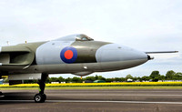 23rd May 2009. Vulcan XM655 Powerup.