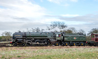 1 February 2015. GCR Winter Gala Sunday