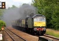 3rd July 2010. The Chiltern Centenary Express