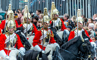 8 November 2014. The Lord Mayor's Parade - City of London