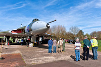 25th March 2012. The Bugatti Car club visits Wellesbourne
