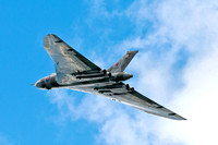 12th September 2010. XH558 flyover at Wellesbourne