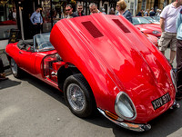 4 May 2014. The Stratford Festival of Motoring