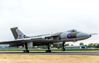 15 June 2014. Wings & Wheels at Wellesbourne 6 - 2nd high-speed run.