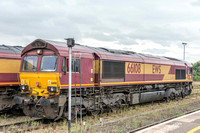 2 August 2014. Didcot Parkway - Mainline