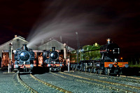 23rd October 2010. Night Shoot at Didcot Railway Centre