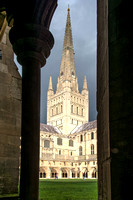 2 November 2013. Norwich Cathedral