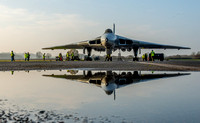 29 November 2014. XM655 Engine Ground Run  1