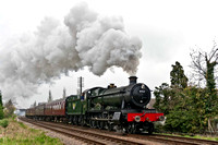 31 March 2012. Great Central Railway 60's Gala