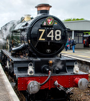 10 May 2014. 1Z48 Commemorative Railtour