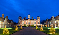 14 December 2014. Christmas at Blickling Hall