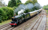 24 August 2014. Shakespeare Express - week 6