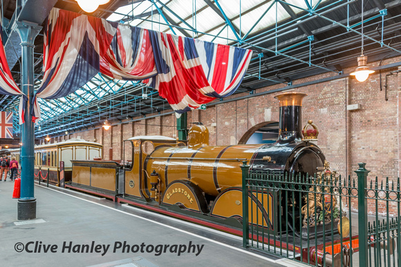 It may be another 30 years before I go to the NRM again so I wanted to have a final look around.
