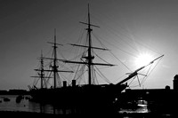 2nd July 2011. HMS Warrior